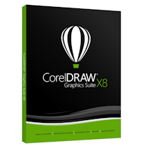 Upgrade CorelDRAW GS X8: право и приобретение